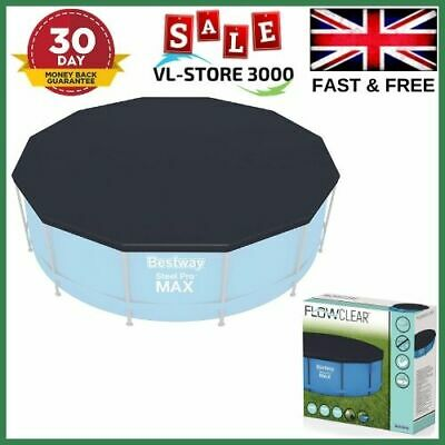 Bestway Flowclear Swimming Pool Cover for Steel Pro Max