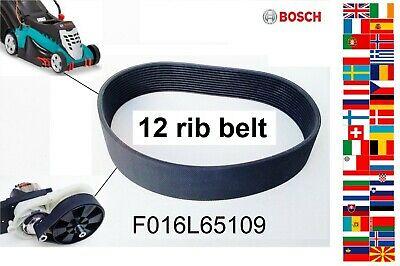 Bosch Rotak  genuine lawnmower drive belt F016L