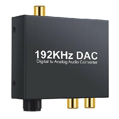 DAC with Volume Control Audio Converter Digital to Analog