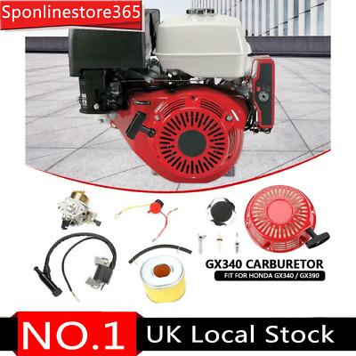 Durable 9x Gasoline Engine for Honda GX340 CarbuRetor