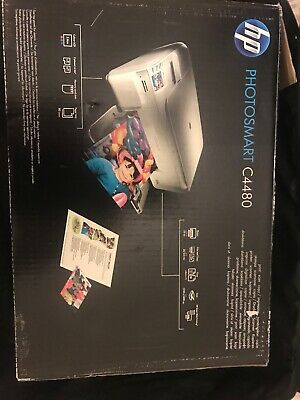 HP Photo Smart C All In One Printer