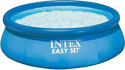 Intex Easy Set Pool without Filter - Blue, 8' x cm x