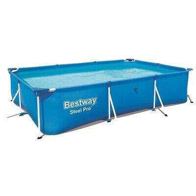 Large Bestway Steel Pro Splash Steel Frame Swimming Pool