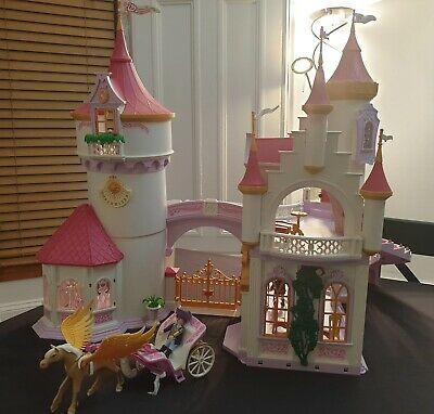 Playmobil Princess Fantasy Castle Dolls House  &