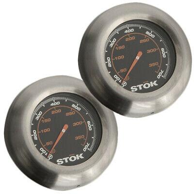 Stok 2 Pack Of Genuine OEM Replacement Temperature Gauges #