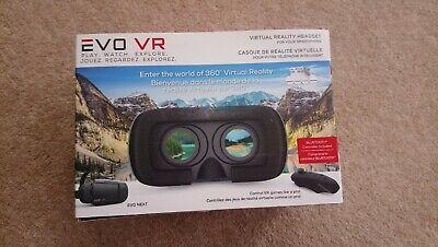 Virtual reality headset (EVO VR)