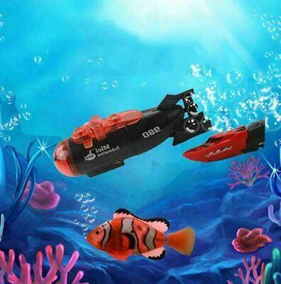 Mini RC Submarine Ship Micro Radio Remote Control Boat With