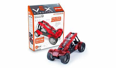 VEX Robotics Gear Racer Pull Back Car Construction Kit by