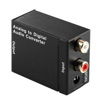 Digital To Analog Audio Converter Digital Optical Coaxial