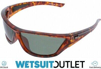Gul CZ React Floating Sunglasses TORTOISE SHELL BROWN UV Sun