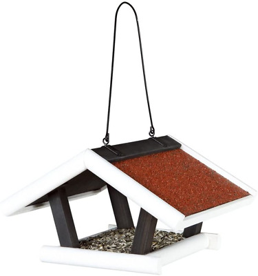 Trixie Natura Hanging Bird Feeder, 30 X 18 X 28 Cm,