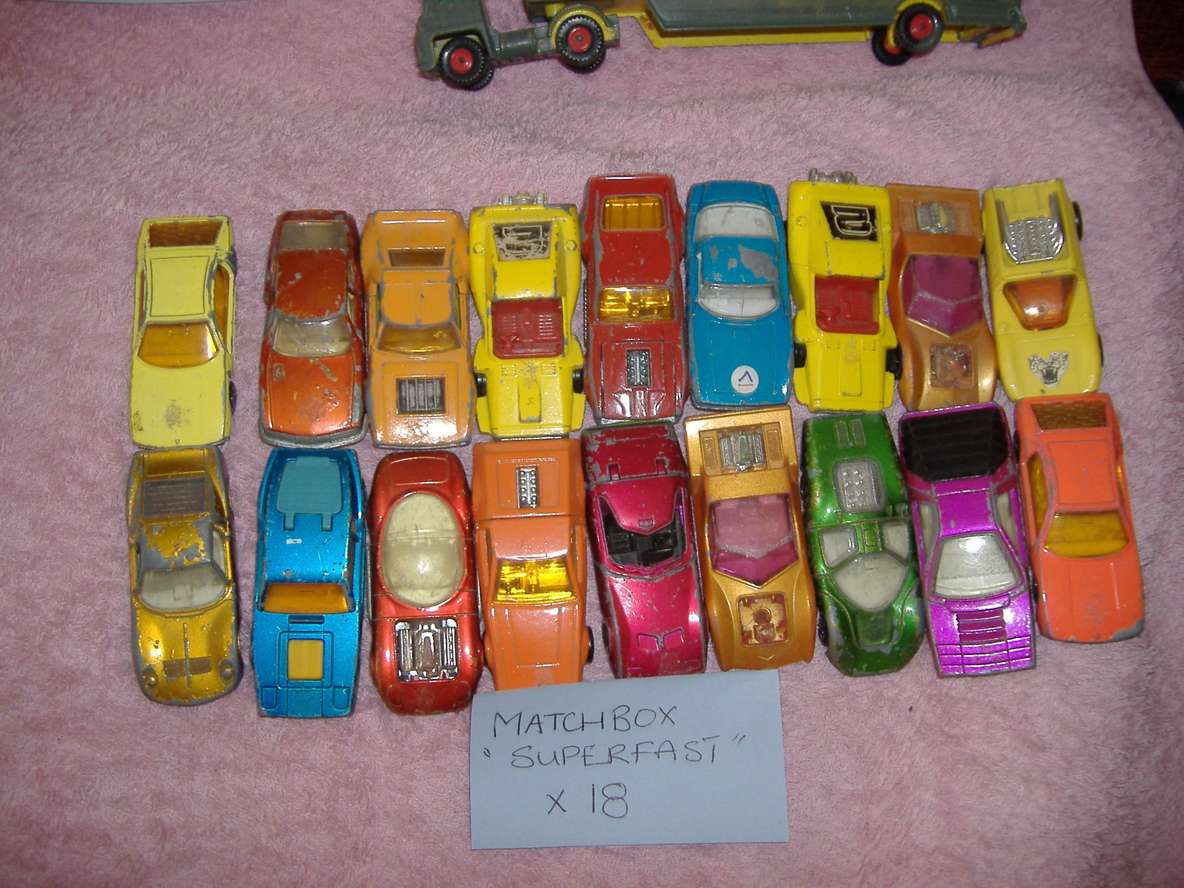 100+ vintage toy cars trucks boats planes etc