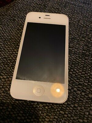 Apple iPhone 4 16GB White A