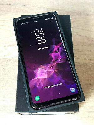 Samsung Galaxy S9 64GB Unlocked - Purple - in MINT condition