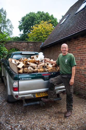 Firewood Logs, pre season, free local delivery from