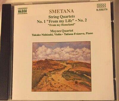 Bedrich Smetana - Smetana: String Quartets Nos. 1 & 2; From