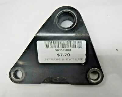 Craftsman LH Pivot Plate Off Of  Part Number: