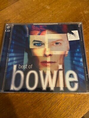 David Bowie Greatest Hits (CD) Ultimate Collection The Best