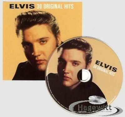 Elvis Presley: Elvis 30 Original Hits CD () Expertly