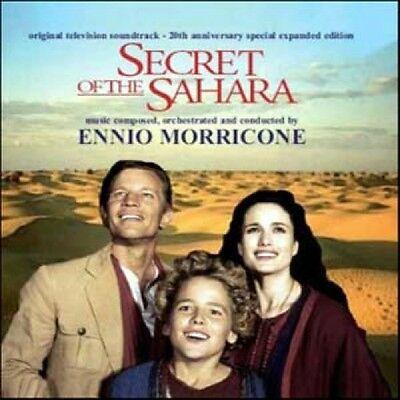 Ennio Morricone: Secret Of The Sahara (New/Sealed CD)