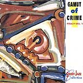Gamut of Crime: Piracy Vol. 1 CD Value Guaranteed from
