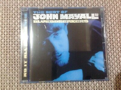 John Mayall and The Bluesbreakers: The Best Of - As It All