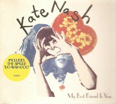 Kate Nash - My Best Friend Is You (CD ) Digipak; FREE UK