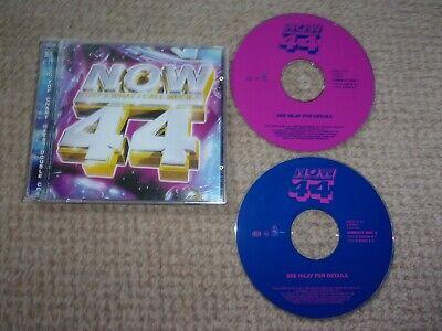 NOW 44 That`s What I Call Music DOUBLE CD Shania Twain LOU