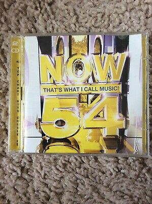 Now That's What I Call Music! 54 Now! 54 2-disc CD