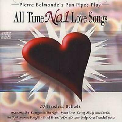 Pierre Belmonde: All Time No. 1 Love Songs: 20 Timeless