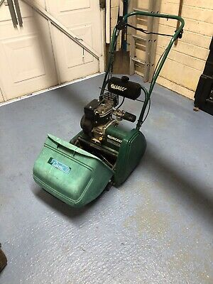 Qualcast Classic 35S petrol self propelled lawn mower
