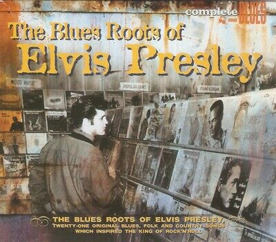 Various - The Blues Roots Of Elvis Presley (CD ) FREE UK