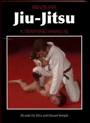 Brazilian jiu-jitsu: a training manual by Ed Semple