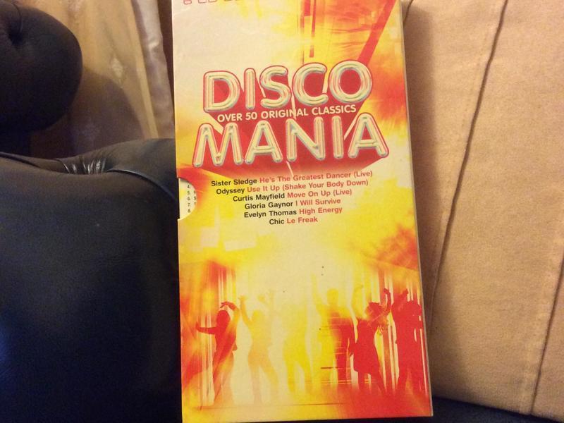Disco Mania C/D's