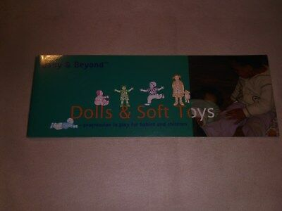 Dolls and Soft Toys: Progression in Play for Babies and