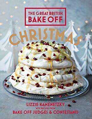 Great British Bake Off: Christmas, Kamenetzky, Lizzie, Good