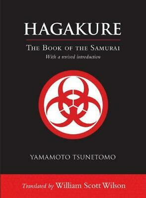 Hagakure: The Book of the Samurai, Very Good Condition Book,