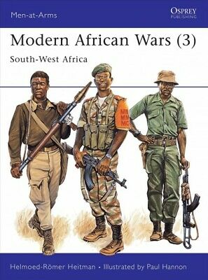 Modern African Wars: South-West Africa, Paperback by