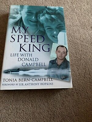My Speed King: Life with Donald Campbell by Tonia