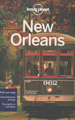 New Orleans by Lonely Planet (Paperback / softback) Expertly