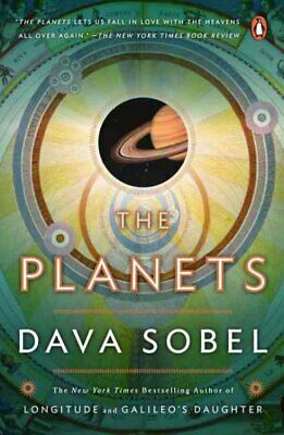 Planets, Paperback by Sobel, Dava, Like New Used, Free P&P