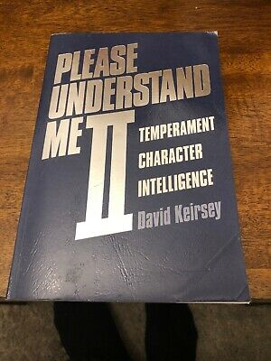 Please Understand ME: 2 by D. Keirsey (Paperback, )