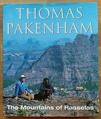 The Mountains of Rasselas, Thomas Pakenham, Signed Revised