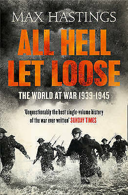WORLD WAR 11: ALL HELL LET LOOSE,THE WORLD AT WAR,