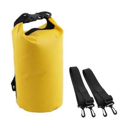 2X(Motorcycle Bag Outdoor Dry Sack Bag Waterproof 2L,