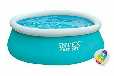 OUTDOORS 6ft x 20in Easy Set Inflatable Swimming Pool great