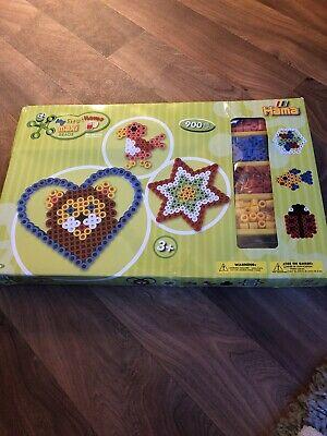 900 My First Hama Maxi Playing Beads Play Set School