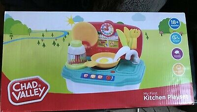 Brand New In Box Chad Valley My 1ST Kitchen Fun Role Play