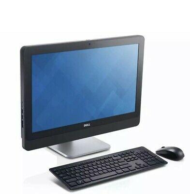 Dell Optiplex  All in One PC - i7- 8GB - 500GB - DVDRW