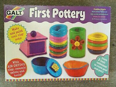 Galt - First Pottery